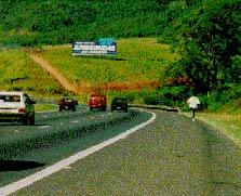 Fluxo em rodovias com pedágio cai 0,9% em março