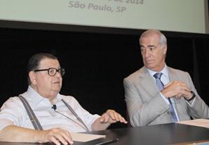 SETCESP recebe ex-ministro Antonio Delfim Netto