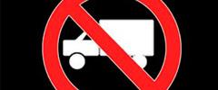 DER proíbe tráfego de caminhões entre 16h e 20h na saída norte de Brasília