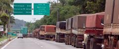 Produtividade do corredor de exportação do porto de Paranaguá (PR) cresce 28%