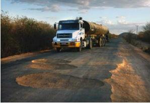Cai nota de avaliação da infraestrutura brasileira