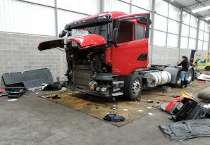 Novas regras para desmontagem de veículos entram em vigor em 2015