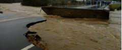 Paraná estima prejuízo de quase R$ 160 milhões com estradas danificadas pelas chuvas