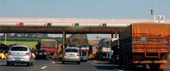 Cancelado debate sobre cobrança de pedágio de caminhões sem carga