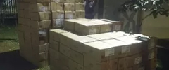 Polícia prende 3 com carga roubada na Dom Pedro I em Campinas, SP