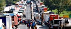 MP que aumenta punição para bloqueio de rodovias tramita na Câmara