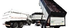 Indústria de implementos rodoviários cai 31% em quatro meses