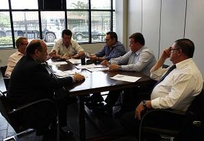 Redução de custos foi tema da reunião da Diretoria de Especialidade de Transporte Aduaneiro