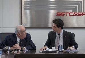 Almoço da Plena recebe ex-ministro dos Transportes e prefeito de Guarulhos