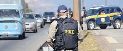 PRF inicia Operação Rodovida e intensifica policiamento nas rodovias