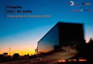 Pesquisa GKO | RC Sollis – Visão Gestão de Fretes Brasil 2016