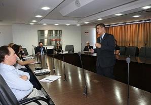 Redução de encargos na folha de pagamento é tema da reunião da Diretoria de RH no SETCESP