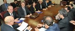 Representantes do setor são recebidos pelo Ministro da Justiça para falar sobre Roubo de Carga