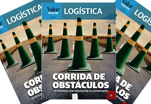 Presidente do SETCESP, Tayguara Helou, fala ao especial de logística do Jornal Valor Econômico