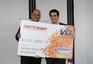 VB Serviços e SETCESP lançam cartão exclusivo para associados