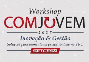 Venha conhecer inovações em gestão e fazer negócios amanhã aqui no SETCESP!