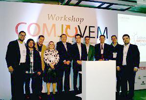 Workshop Comjovem lança Laboratório e apresenta startups