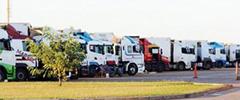 Legislação sobre cobrança de hora parada dos veículos de carga