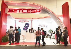 SETCESP encerra sua participação na Fenatran apresentando novos serviços para o TRC
