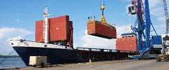 Movimentação de cargas nos portos cresce 6% no terceiro trimestre do ano