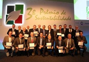 3º Prêmio de Sustentabilidade SETCESP & Transporte Moderno