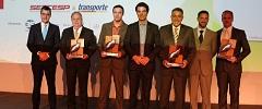 Vencedores do 3º Prêmio de Sustentabilidade SETCESP & Transporte Moderno