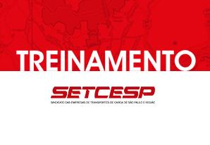 SETCESP treina mais de mil profissionais em 2017