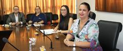Diretoria de RH faz reunião de planejamento 2018
