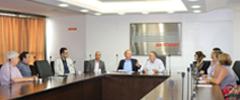 Reunião da Diretoria Aduaneira discute morosidade nos aeroportos
