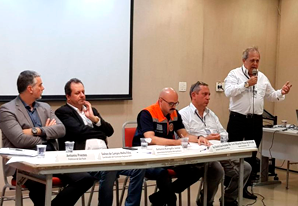 IPTC participa da Câmara Temática de Cargas de SP