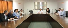 Diretoria Aduaneira discute defasagem do frete