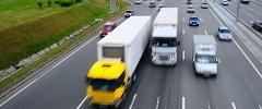 Licenciamento de caminhões cresce 57% em 2018