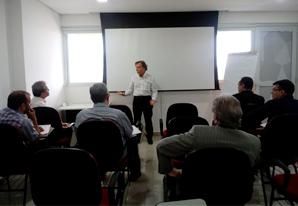 Diretoria de Máquinas e Equipamentos faz reunião na CAS