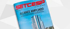 Acesse a revista SETCESP Online