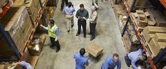 Operadores buscam investir em galpões de entregas rápidas do comércio eletrônico