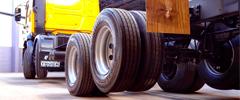Senado aprova isenção de pedágio para eixo suspenso de caminhões