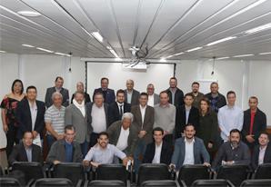 Bussiness Meeting discute inovações no TRC