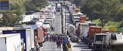AGU defende no Supremo regularidade das multas aplicadas a caminhoneiros durante greve