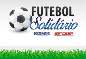 Venha jogar o Futebol Solidário da COMJOVEMSP