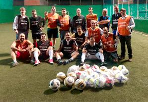 COMJOVEM SP realiza Futebol Solidário