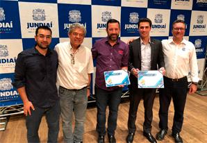 SETCESP recebe o selo 'Empresa Amiga do Esporte' em Jundiaí