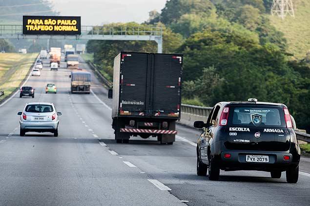Insegurança é o principal ponto negativo da profissão de caminhoneiro