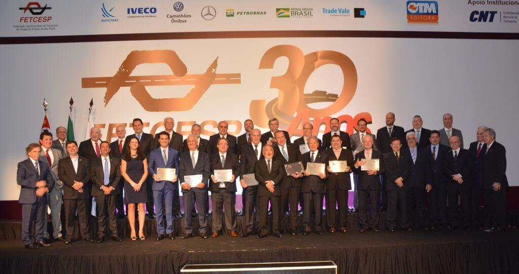 FETCESP comemora 30 anos e Diretoria toma posse