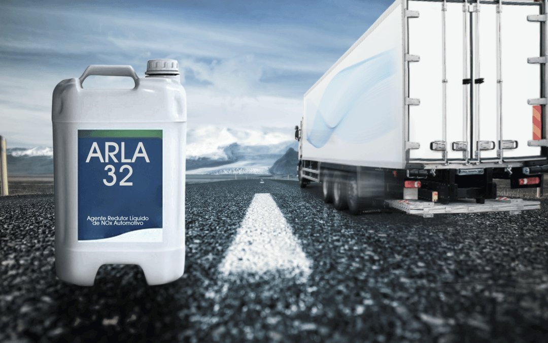 Ilegalidade do uso de Arla32 dá multa e ainda é alta entre os transportadores