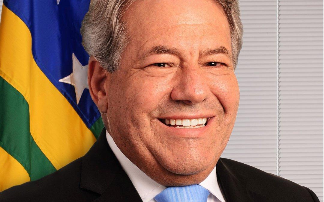 Senador Luiz do Carmo é o novo relator do Marco Regulatório do TRC