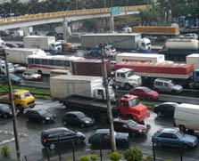 Restrição a caminhões divide setor produtivo