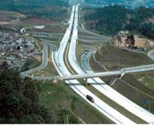 Obras do Rodoanel alteram o tráfego na rodovia dos Imigrantes
