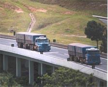 Curso avançado para motoristas de caminhões: Inscrições abertas