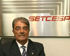 Presidente do SETCESP apresenta propostas ao secretário dos Transportes