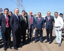 SETCESP comemora a inauguração das alças de acesso ao Terminal de Cargas Fernão Dias